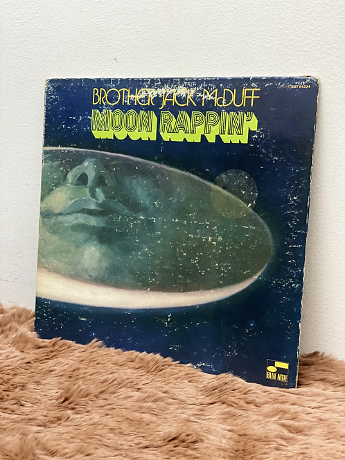 BROTHER JACK McDUFF/ MOON RAPPIN'(LP)