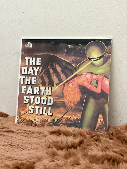 O.S.T. /THE DAY THE EARTH STOOD STILL(LP)