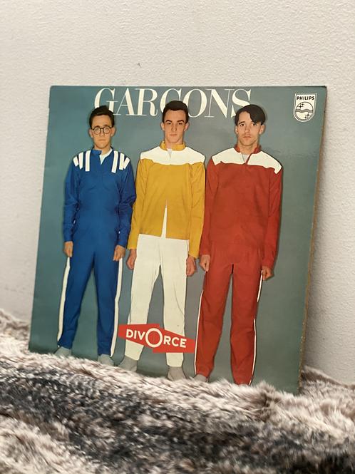 GARCONS/DIVORCE (12inch)