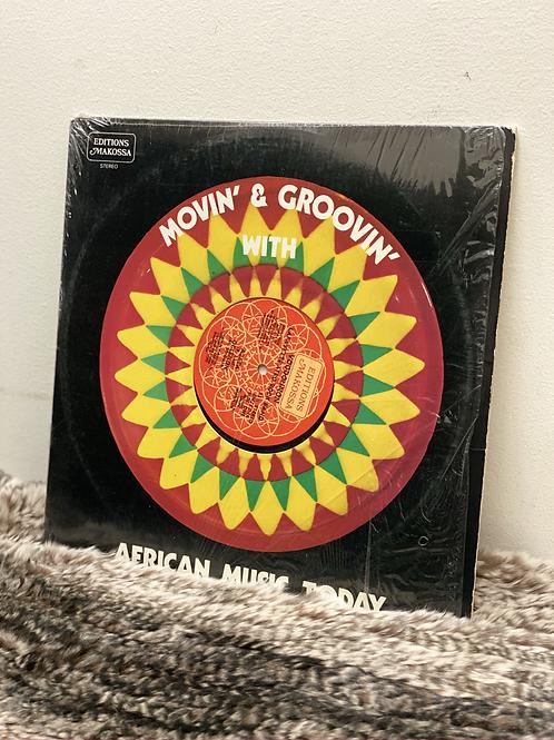 LAFAYETTE AFRO ROCK BAND /VOODOUNON(LP)