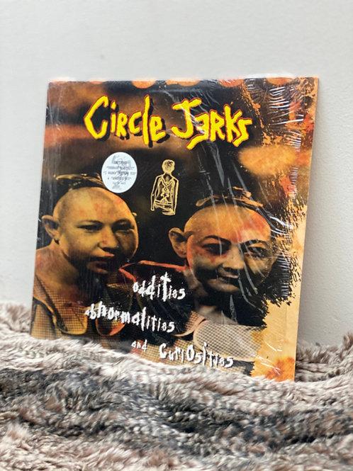Circle Jerks/Oddities Abnormalities and Curiosities (LP)