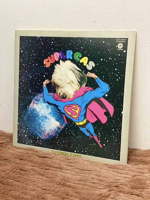 KAZUHIKO KATOH/ SUPER GAS(LP)