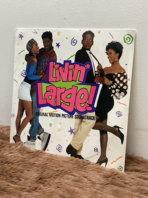 O.S.T. /Livin'Large!(LP)