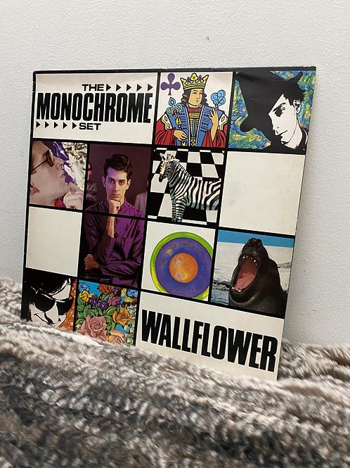 MONOCHROME SET/WALLFLOWER