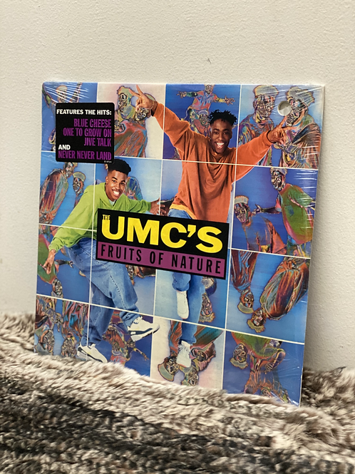 THE UMC'S/FRUITS OF NATURE (LP)