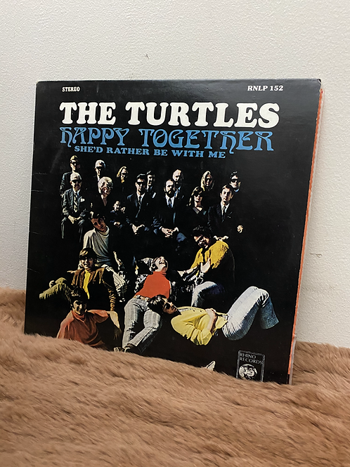 THE TURTLES/HAPPY TOGETHER