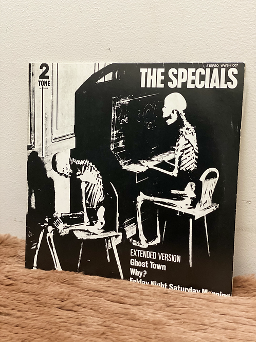 THE SPECIALS/Ghost Town (12inch)