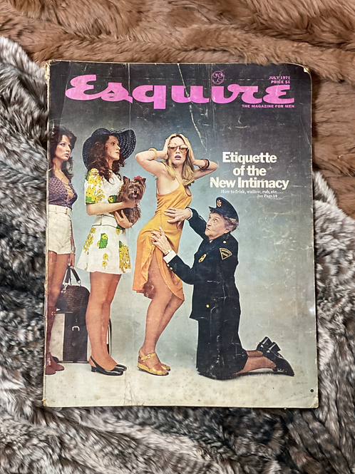 ESQUIRE JULY 1971
