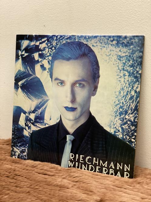 WOLFGANG RIECHMANN /WUNDERBAR(LP)