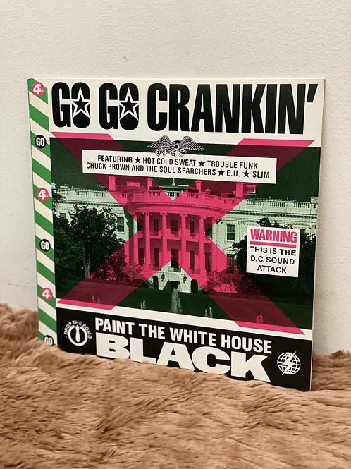 V.A. / GO GO CRANKIN'(LP)