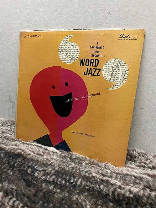 KEN NORDINE/WORD JAZZ
