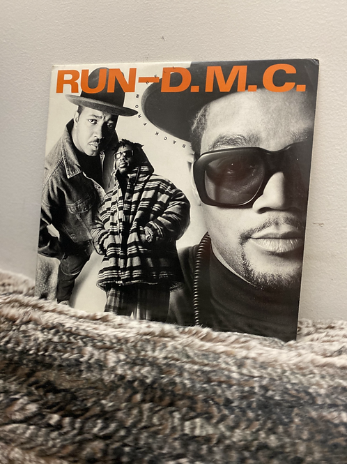 RUN -D.M.C/BACK FROM HELL