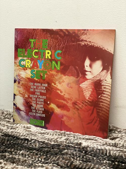 V.A. /THE ELECTRIC CRAYON SET(LP)
