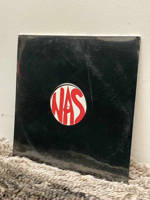 NAS/IT AIN'T HARD TO TELL (12inch)