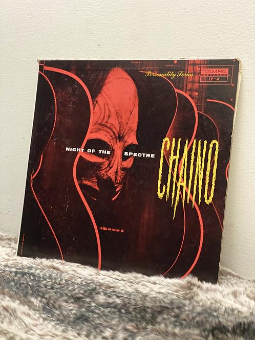 CHAINO/NIGHT OF THE SPECTRE(LP)