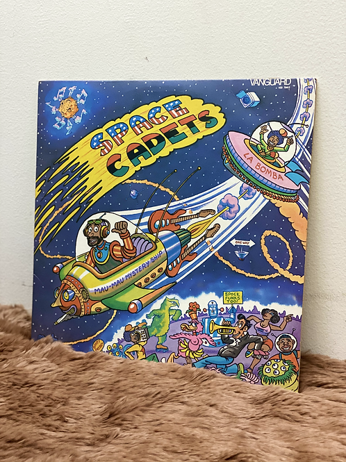 THE SPACE CADETS (LP)