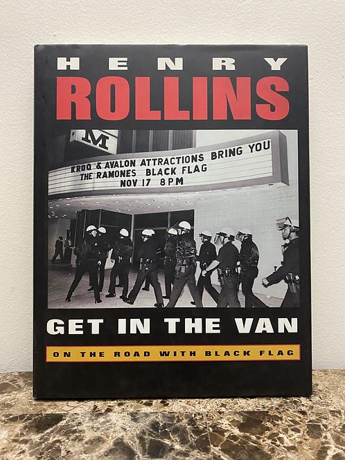 HENRY ROLLINS/GET IN THE VAN