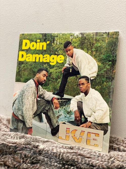 JVC FORCE/Doin'Damage(LP)