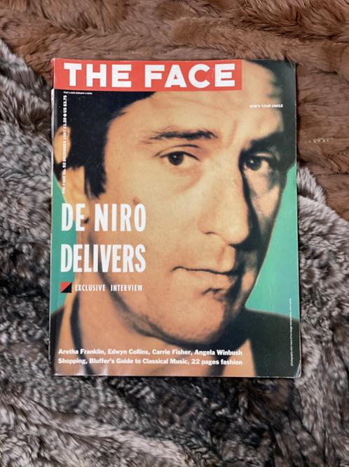 THE FACE  DEC. 1987