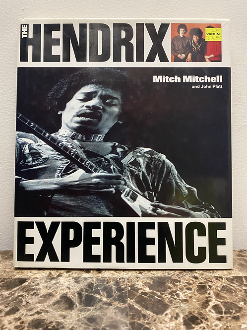 THE HENDRIX EXPERIENCE/Mitch Mitchell