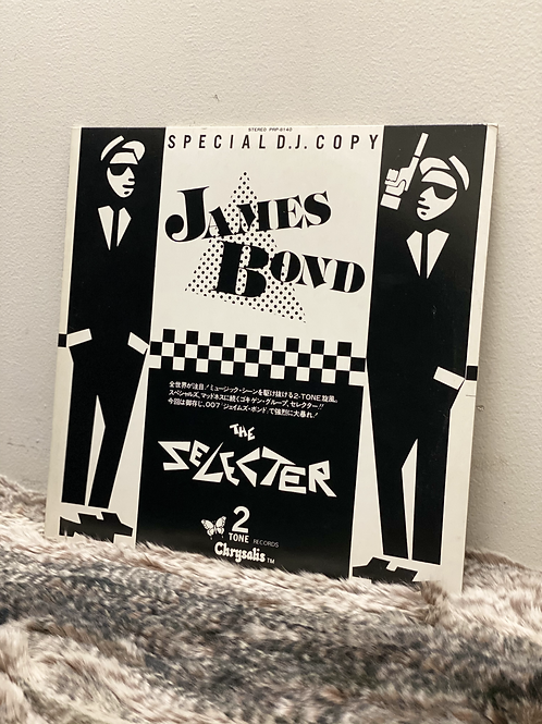 THE SELECTER/JAMES BOND (12 inch)