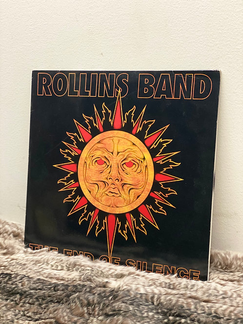 Rollins Band/The End Of Silence (2 LP)
