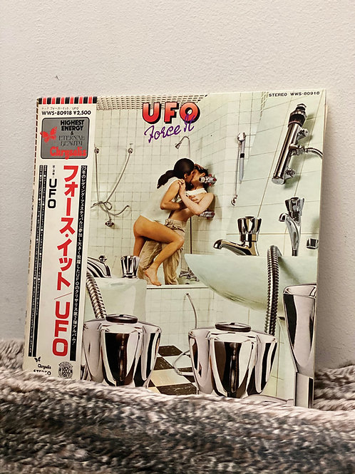 UFO/ FORCE IT(LP)