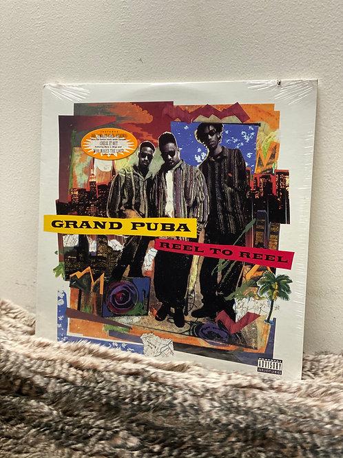 GRAND PUBA/ REEL TO REEL(2LP)
