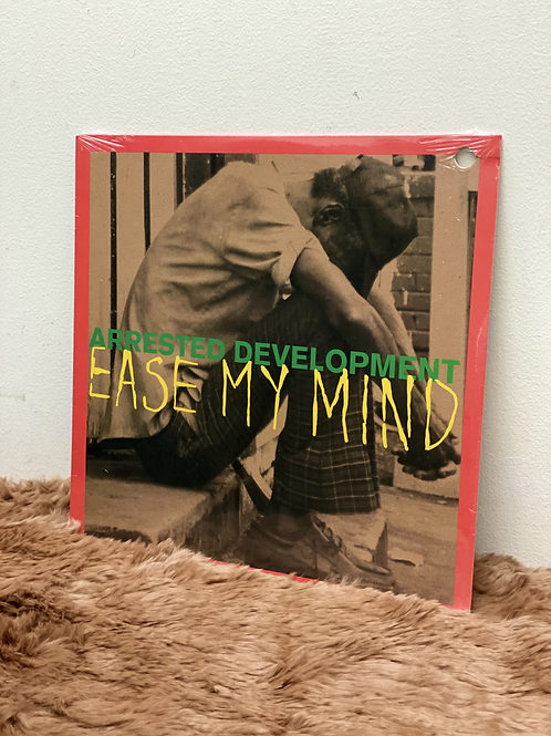 ARRESTED DEVELOPMENT/EASE MY MIND (12 inch)