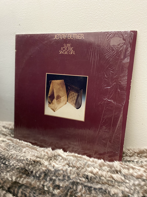JERRY BUTLER/SUITE FOR SINGLE GIRL