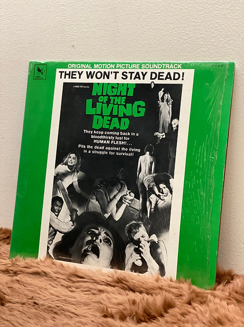 O.S.T/NIGHT OF THE LIVING DEAD(LP)