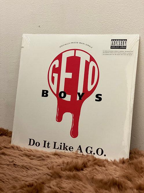THE GETO BOYS/Do It Like A G.O.(12 SINGLE)