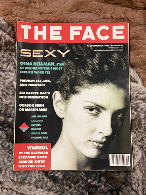 THE FACE  SEP. 1989