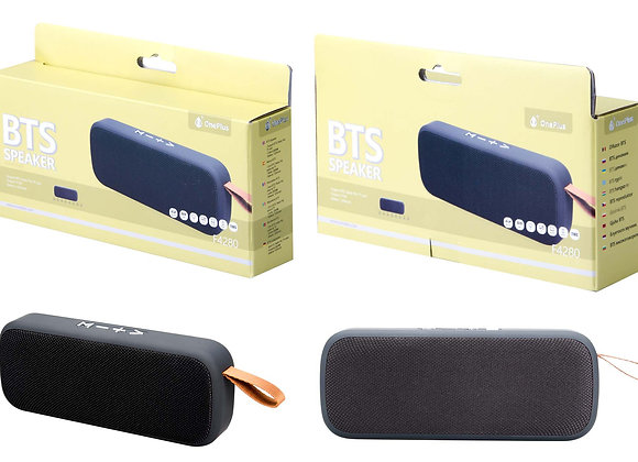 Parlante Bluetooth One+ 5W/TWS/USB/TF/FM