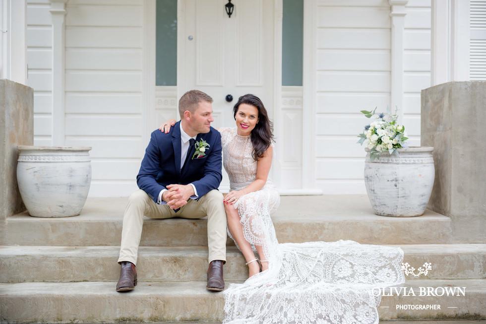 Will + Monique  // Wedding at Quamby Home