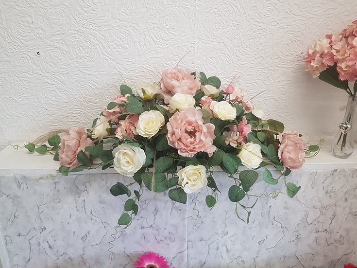 TOP TABLE SILK FLOWER SPRAY