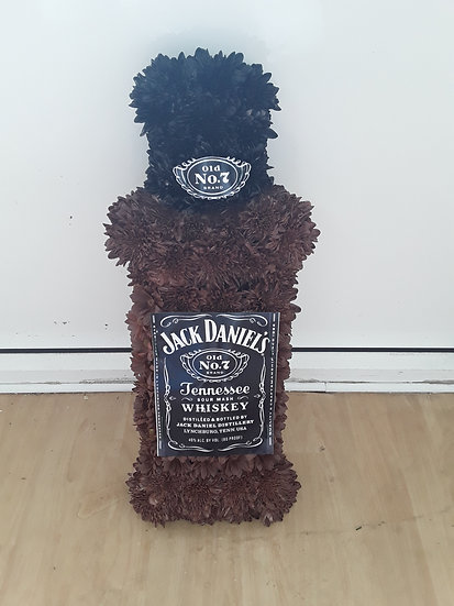 JACK DANIELS BOTTLE TRIBUTE
