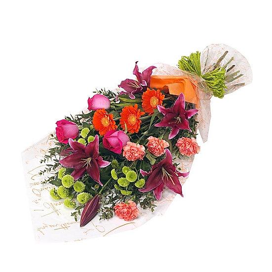 Deluxe Sheaf Bouquet