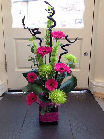 Gerbera and Bloom Display