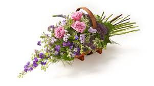 Open Basket Bouquet