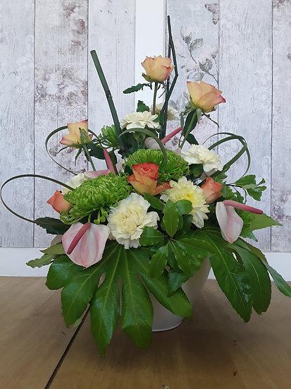 Luxury Climbing Flower Arrangement