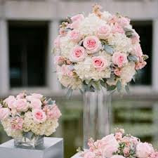 ROSE BASED TABLE FLOWERS