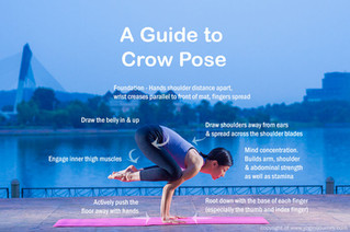 Beginner's Guide to Crow Pose