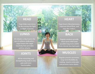 Why Yoga? 10 Reasons To Catch a Class Today