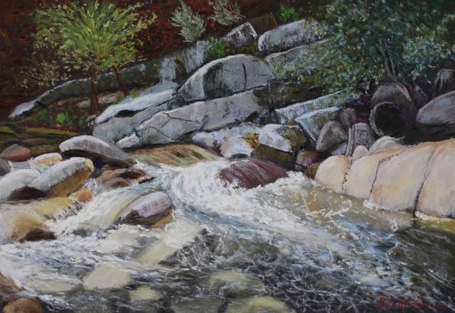 Rocky Yuba River Glen