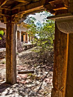 Mexican Resort Ruins