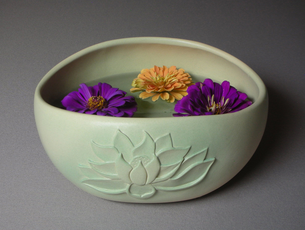 APRILS BOWL & FLOWERS