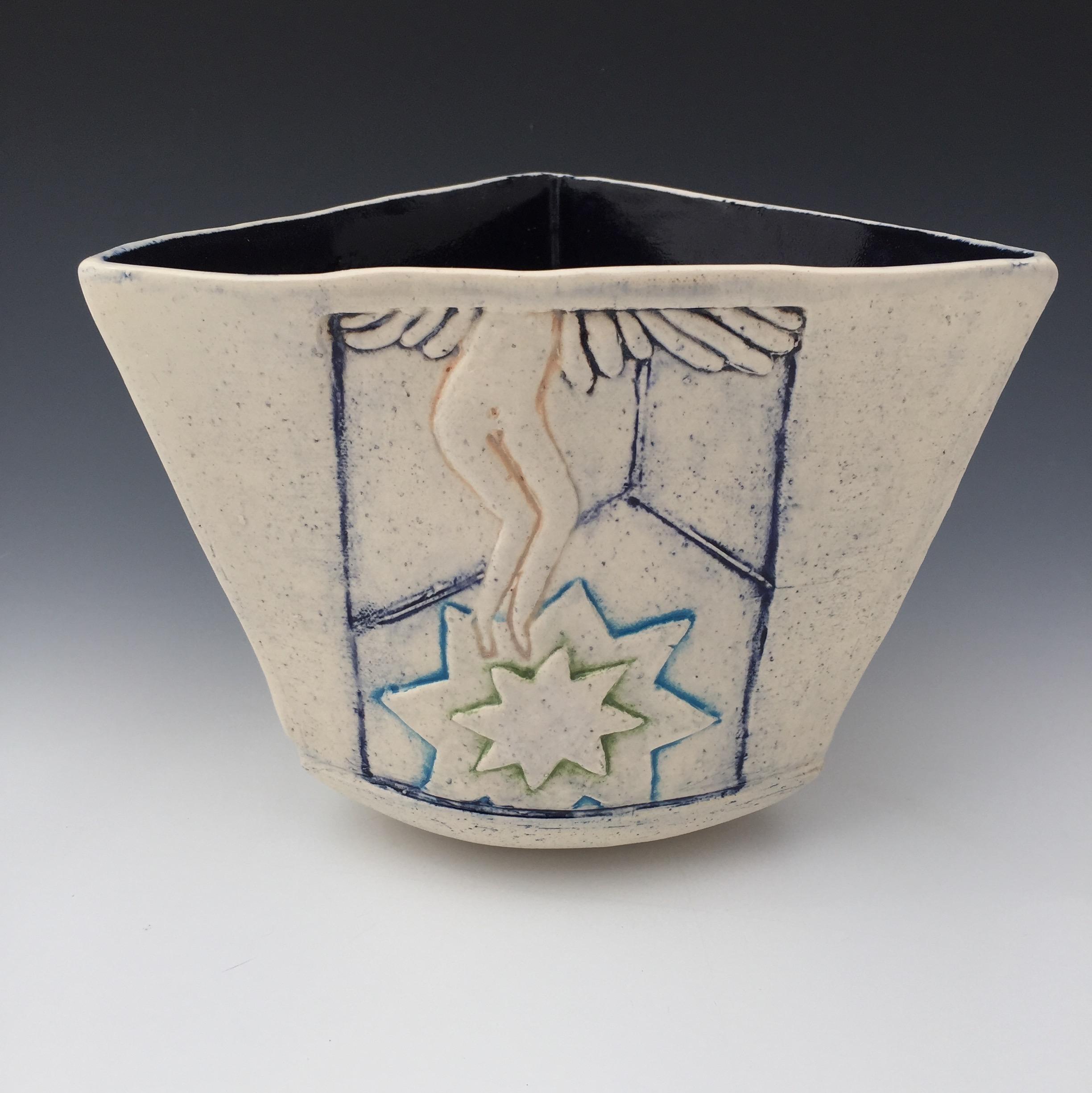 Large Angel Bowl