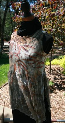 Eco-Dye Tunic