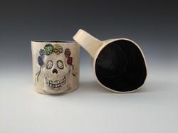 Grateful mug